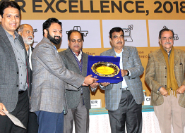 NHAI Awards for Excellence 2018