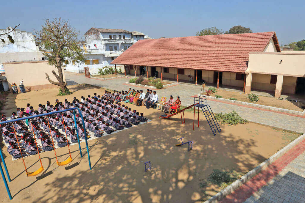 Renovation of Govt. Girls' School