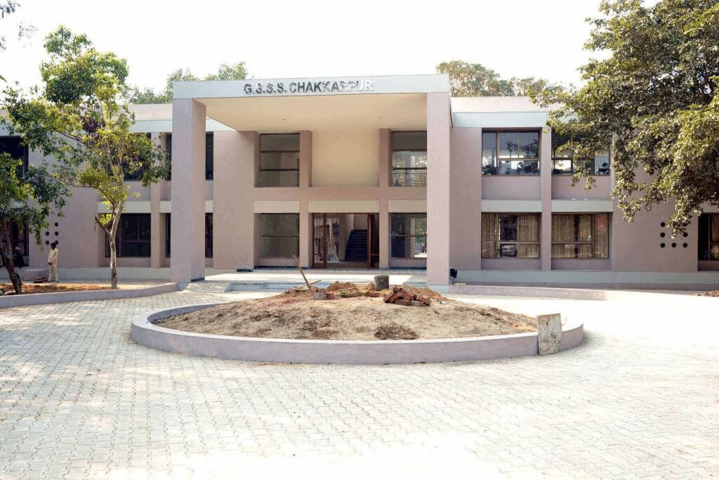 Renovation of Government School at Chakkarpur, Gurgaon, Haryana
