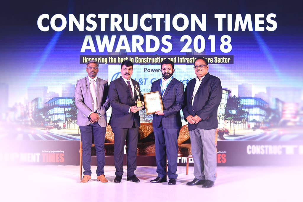 Construction Times Awards 2018